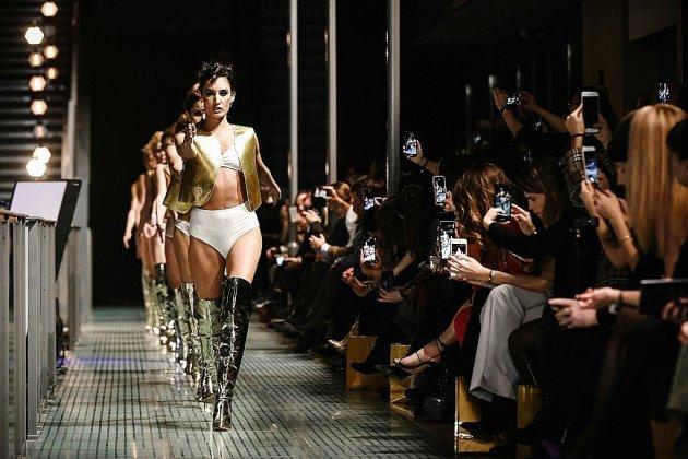 La lingerie se porte façon rock'n'roll à Paris à l'ère de #Metoo