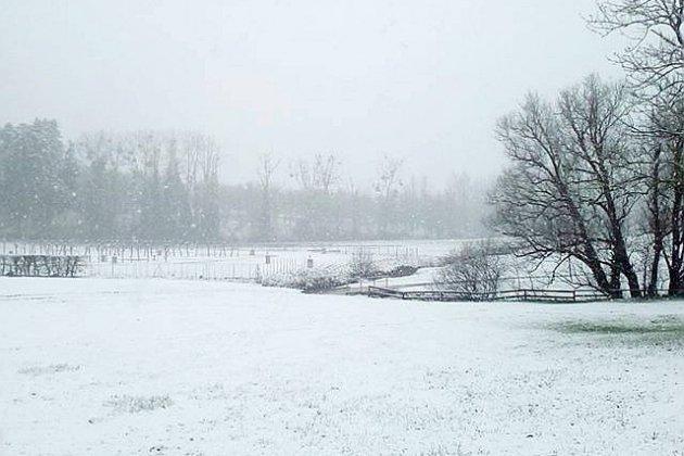 Météo: de la neige et de la grêle en Normandie ce mardi?