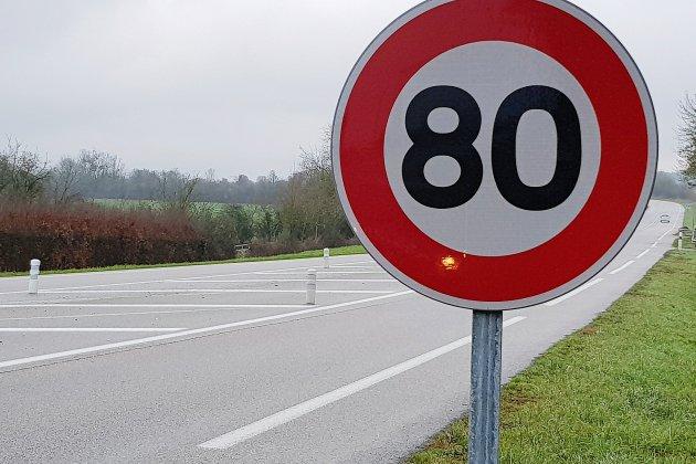 Yves Goasdoué ne veut pas supprimer la limitation de vitesse à 80km/h