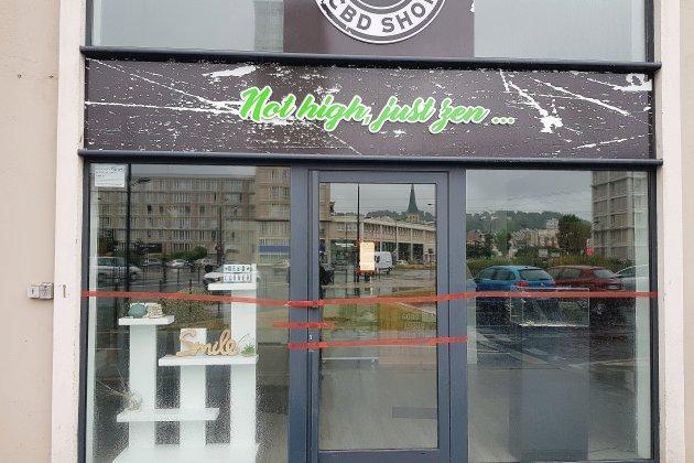 Le Havre: la boutique de cannabidiol va pouvoir rouvrir