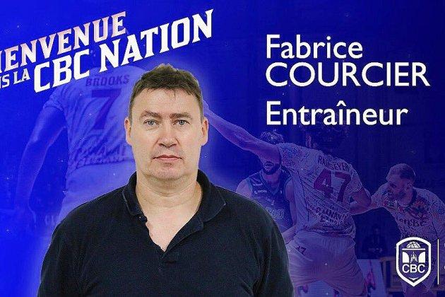 Basket (Pro B) : Fabrice Courcier, nouvel entraîneur du Caen BC