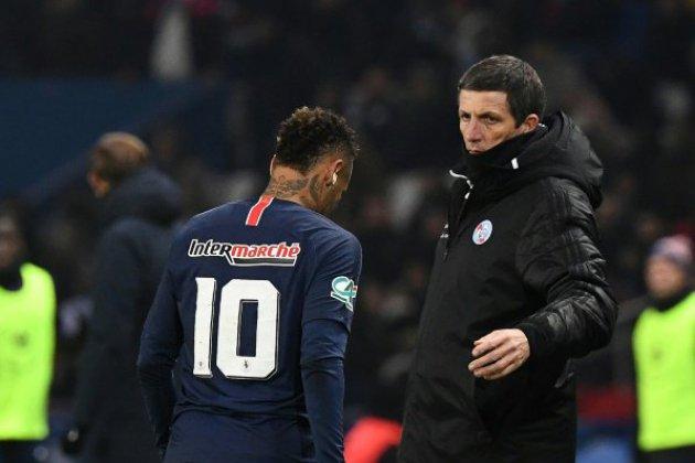 Coupe de France: Le PSG en 8e mais perd Neymar sur blessure