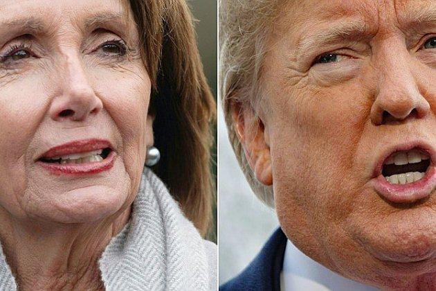 """""""Shutdown"""": Trump reporte sine die son discours sur l'état de l'Union"""