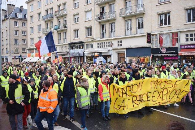 Gilets jaunes: les actions en Normandie ce samedi pour l'acte XI
