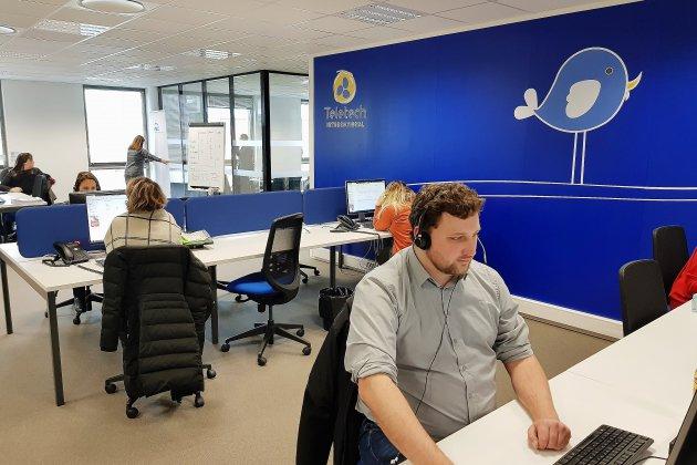 Teletech: un nouveau centre d'appels au Havre
