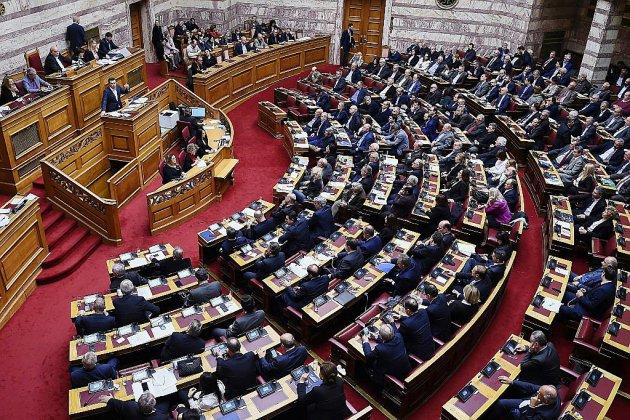 Le parlement grec s'apprête à voter sur le nouveau nom de la Macédoine