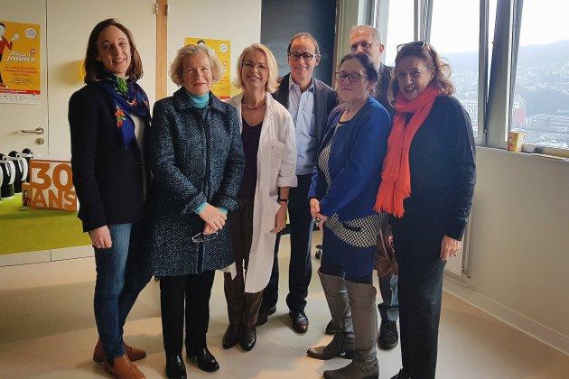CHU de Rouen: un premier hôpital de jour pour les adolescents
