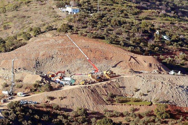 Espagne: l'enfant tombé dans un puits retrouvé mort