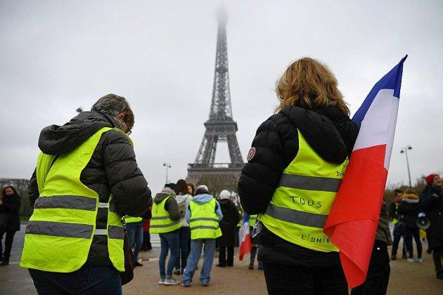 """Nouveau samedi de mobilisation des """"gilets jaunes"""", tenaces malgré les dissensions"""