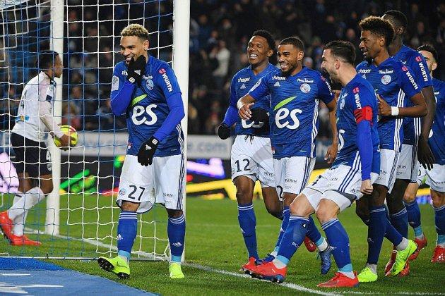 Ligue 1 : Monaco toujours en crise même sans Henry, Strasbourg en haut de l'affiche