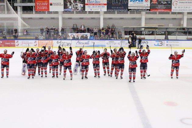 Hockey sur Glace (D1) : Caen crée la sensation à Briançon