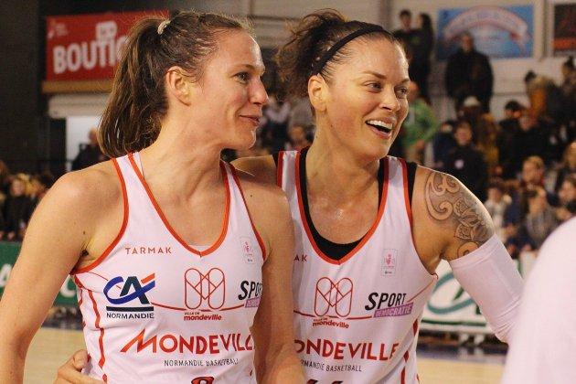 Basket (LFB): Mondeville décroche sa première victoire de la saison