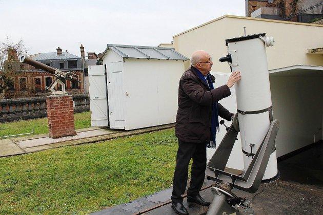 Une soirée à l'observatoire de Rouen pour s'initier à l'astronomie