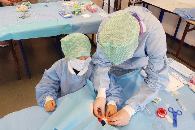 À Rouen, l'hôpital des nounours reprend du service [photos]