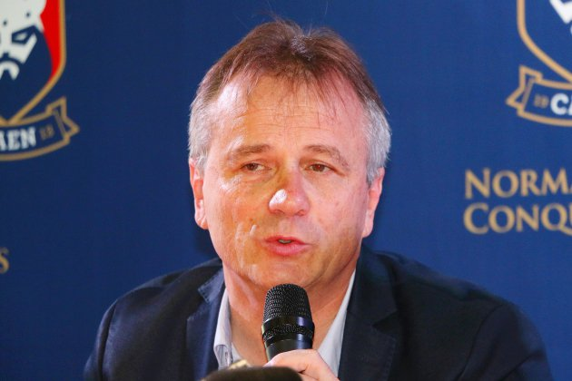 "Interview : Gilles Sergentva ""recadrer les choses cette semaine"""