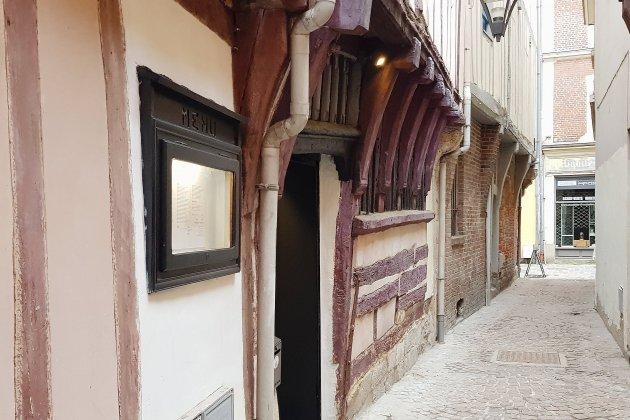 Bonne table: la Bella Cagliari, dans le centre-ville de Rouen