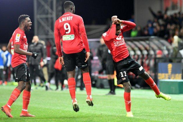 Coupe de la Ligue: Guingamp et Caillard gâchent le retour de Jardim