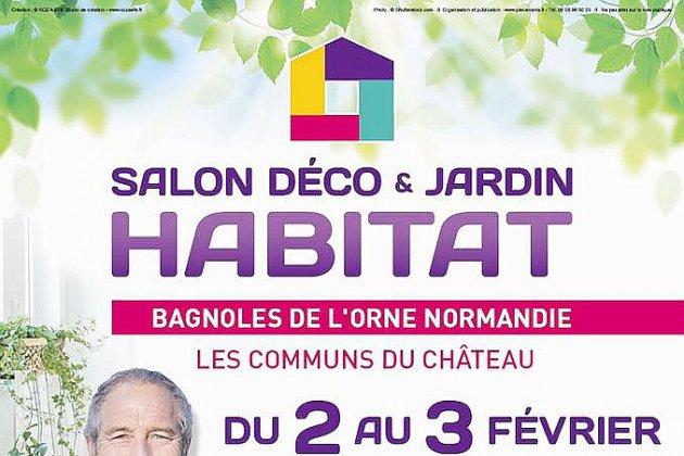 Stéphane Marie sera au Salon de l'Habitat de Bagnoles de l'Orne