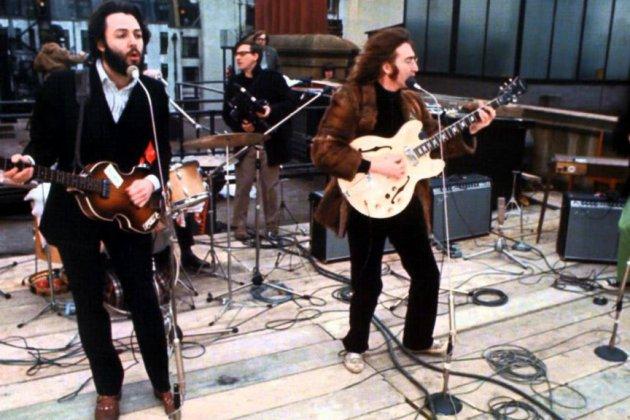 Le 30 janvier 1969: les Beatles donnaient leur dernier concert