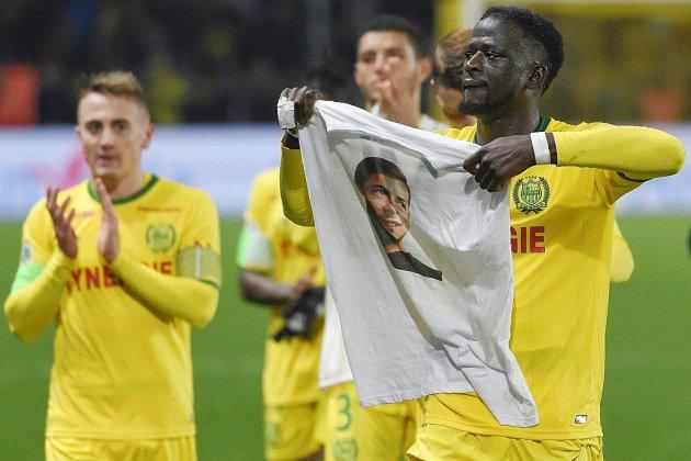 Emiliano Sala, disparu mais si présent lors de Nantes - Saint-Étienne
