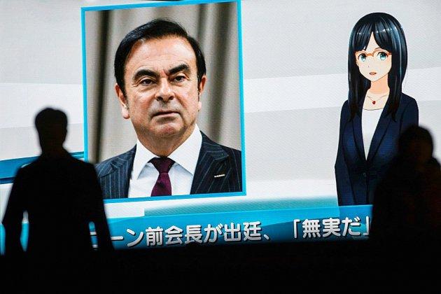"""Carlos Ghosn fustige sa détention prolongée, impensable """"dans aucune autre démocratie"""""""