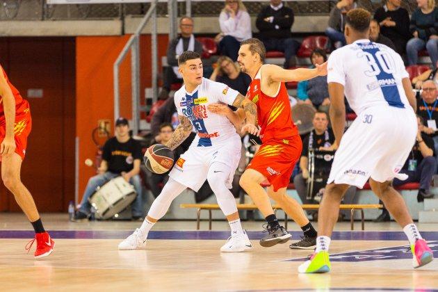 Basket: à Lille, le Rouen Métropole Basket débute un mois de février crucial