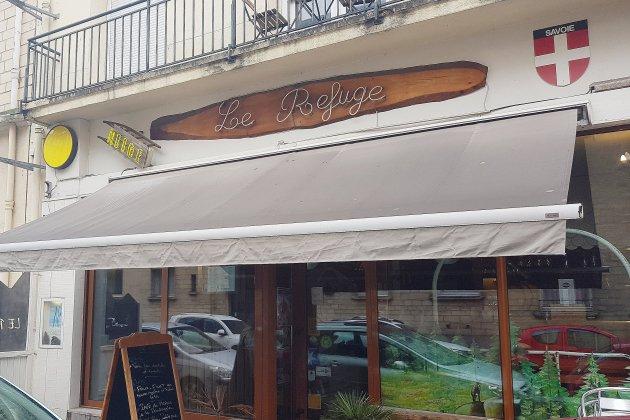 Bonne table à Caen: Le Refuge, un petit air de Savoie en Normandie!