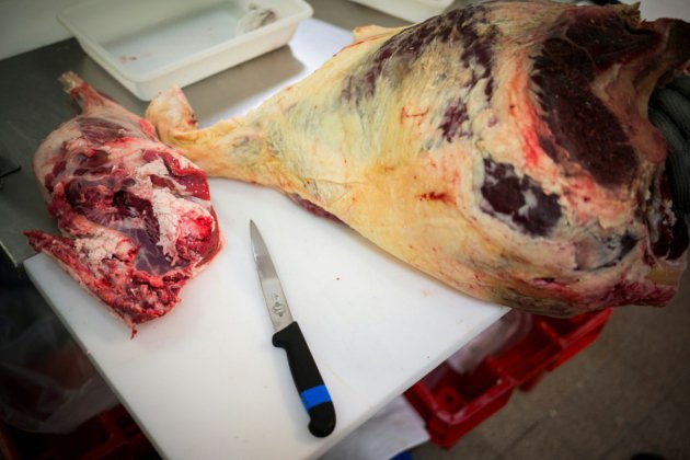 Viande polonaise frauduleuse: près de 800 kilos expédiés en France dans 9 entreprises