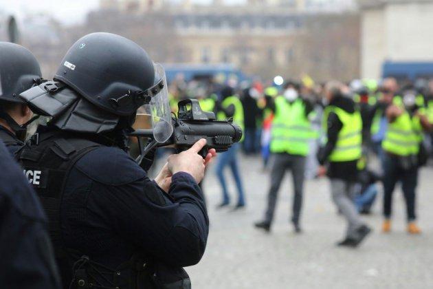"""Manifestations de """"gilets jaunes"""": le Conseil d'Etat maintient l'usage du LBD"""