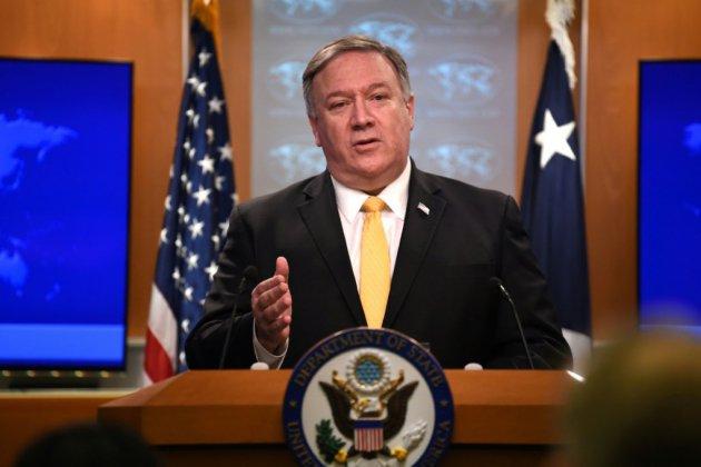 Washington va se retirer du traité de désarmement nucléaire INF avec Moscou