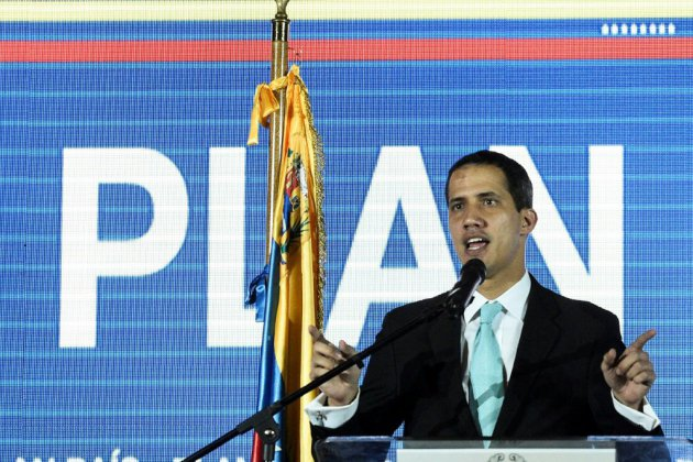 Venezuela: Guaido prêt à négocier, si le départ de Maduro est dans la balance