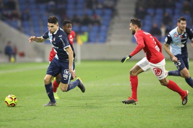 Football (Ligue 2): Cette expulsion qui change tout pour leHavre contre Brest