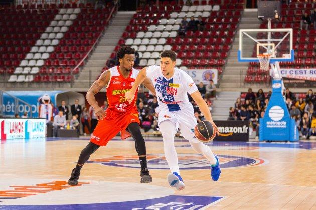 Basket (Pro B) :Superbe victoire Rouennaise à Lille !