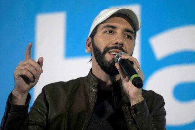 Les Salvadoriens rêvent d'un président qui les sauve de la violence et de la misère