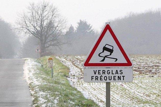 Prudence sur les routes