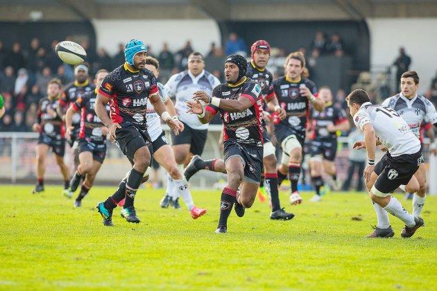 Que du bonus pour le Rouen Normandie Rugby