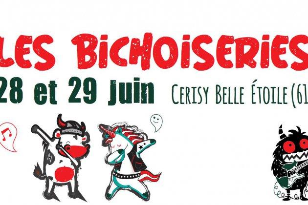 Découvrez la programmation complète du festival Les Bichoiseries!
