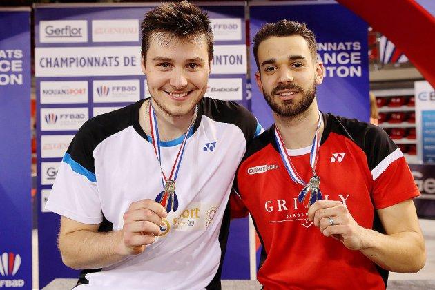 Badminton: chez lui, à Rouen, Julien Maio réussit la passe de trois