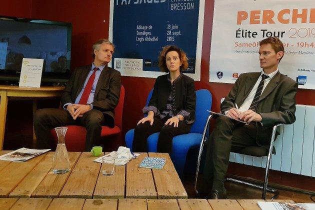 Normandie: 200 millions d'euros de chantiers sur les lignes SNCF