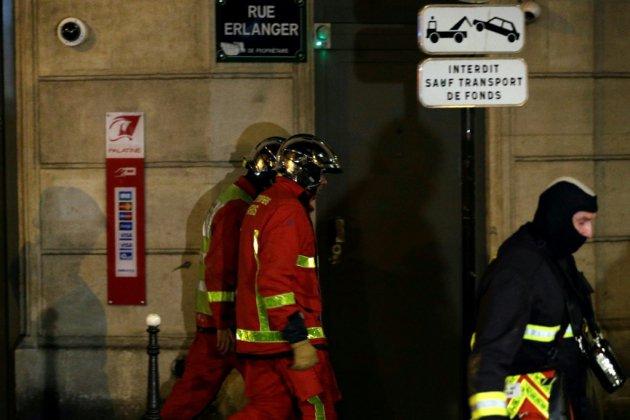 Un incendie fait sept morts dans un immeuble à Paris