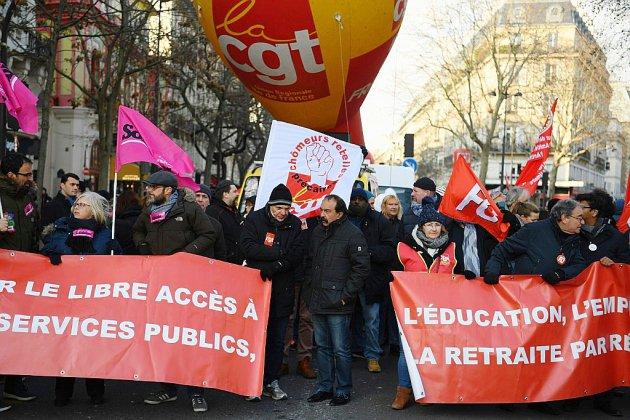 """CGT et """"gilets jaunes"""" main dans la main ce mardi, en grève et dans la rue"""