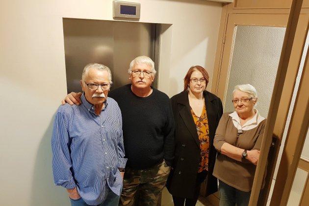 Seine-Maritime: des locataires privés d'ascenseur depuis plus d'un mois