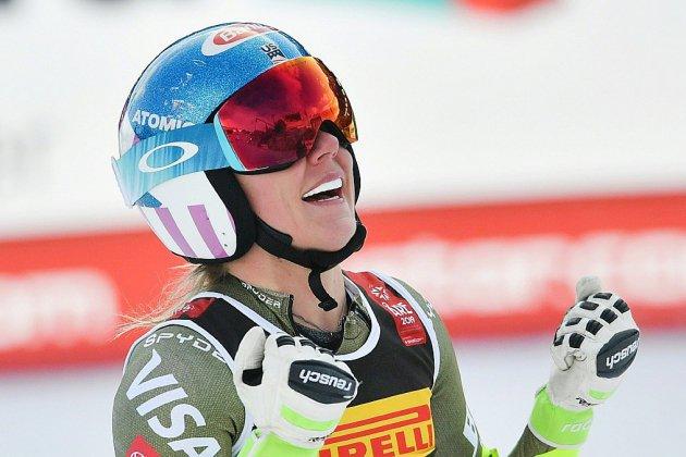 Mondiaux de ski alpin: Shiffrin reine du super-G, Vonn chute à Are