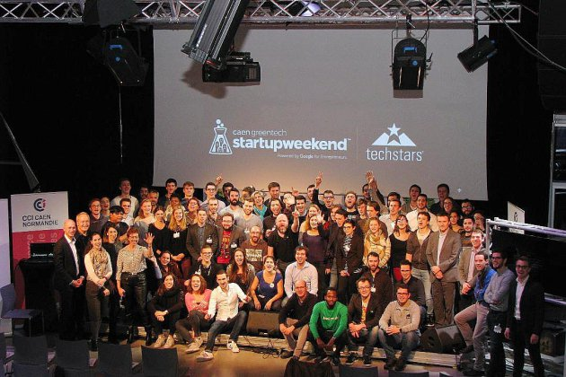 Un week-end 100% Startup à Caen