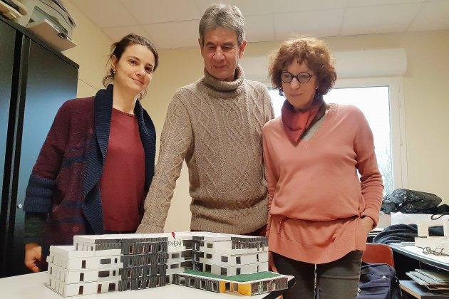 Une résidence intergénérationnelle en projet à la Grand'Mare à Rouen