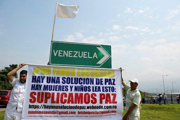 Européens et Latino-américains au chevet d'un Venezuela plus divisé que jamais