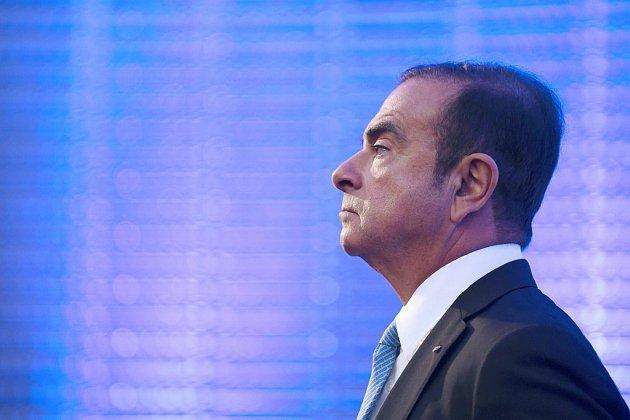 """Renault signale à la justice un versement au """"bénéfice personnel"""" de Ghosn"""