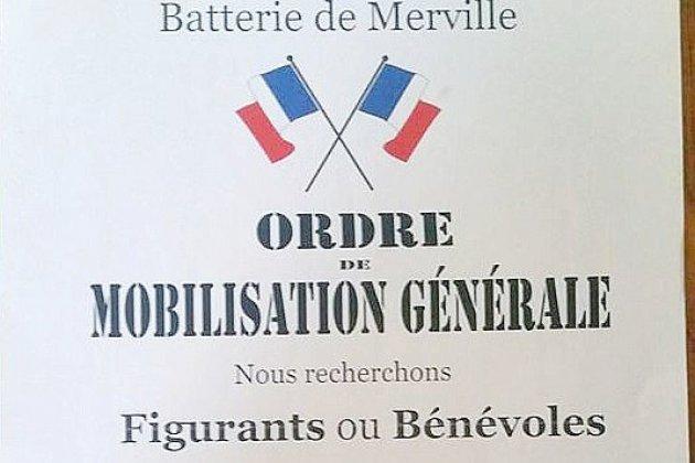 La batterie de Merville recherche des bénévoles pour une reconstitution