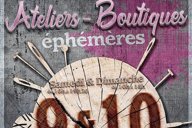 Retour des Ateliers-Boutiques éphémères à Bréhal