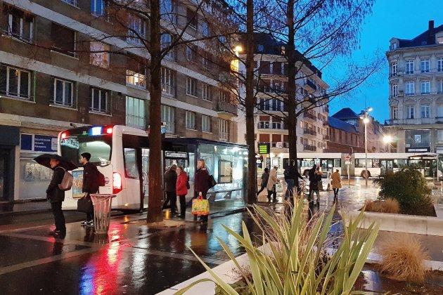 Bientôt des bus jusqu'à minuit dans l'agglo de Rouen